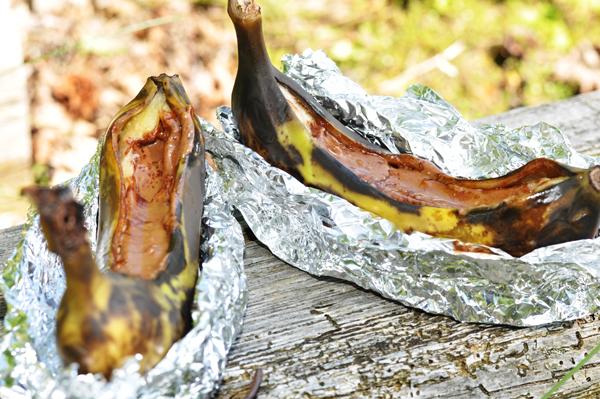 mjolkfria-recept-grillad-banan-med-choklad